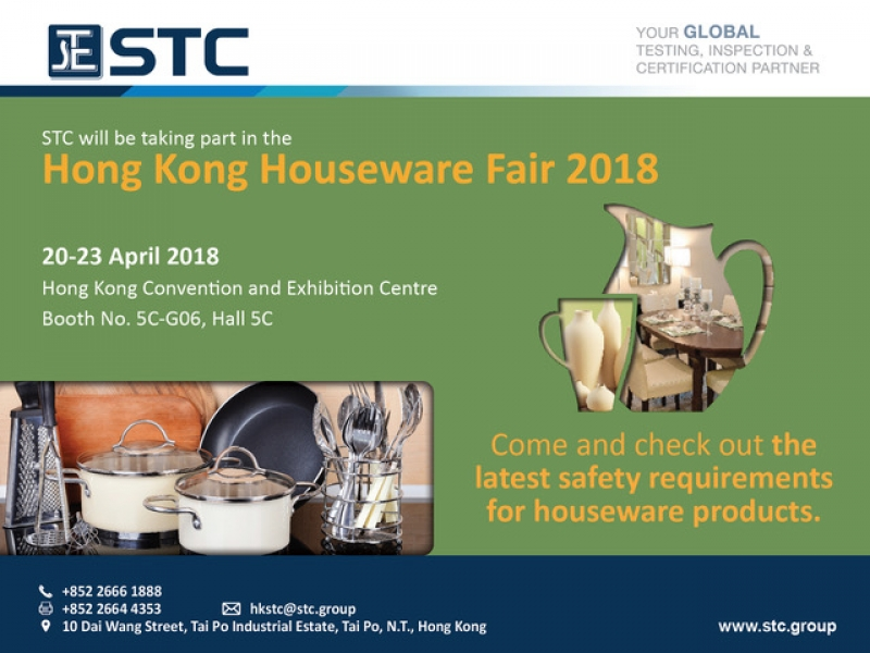 Hong Kong Houseware Fair 2018