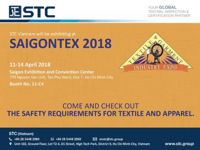 SAIGONTEX 2018