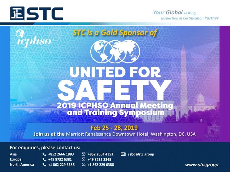 ICPHSO 2019 Annual Meeting and Training Symposium