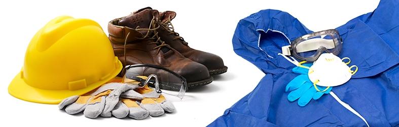 STC, 個人防護裝備, PPE,